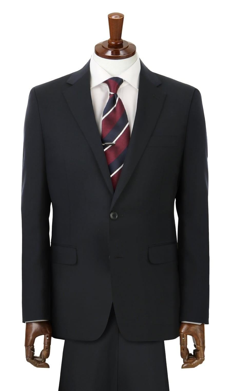青山商事 PERSON'S FOR MEN『スタイリッシュスーツ(A18X5604-11)』