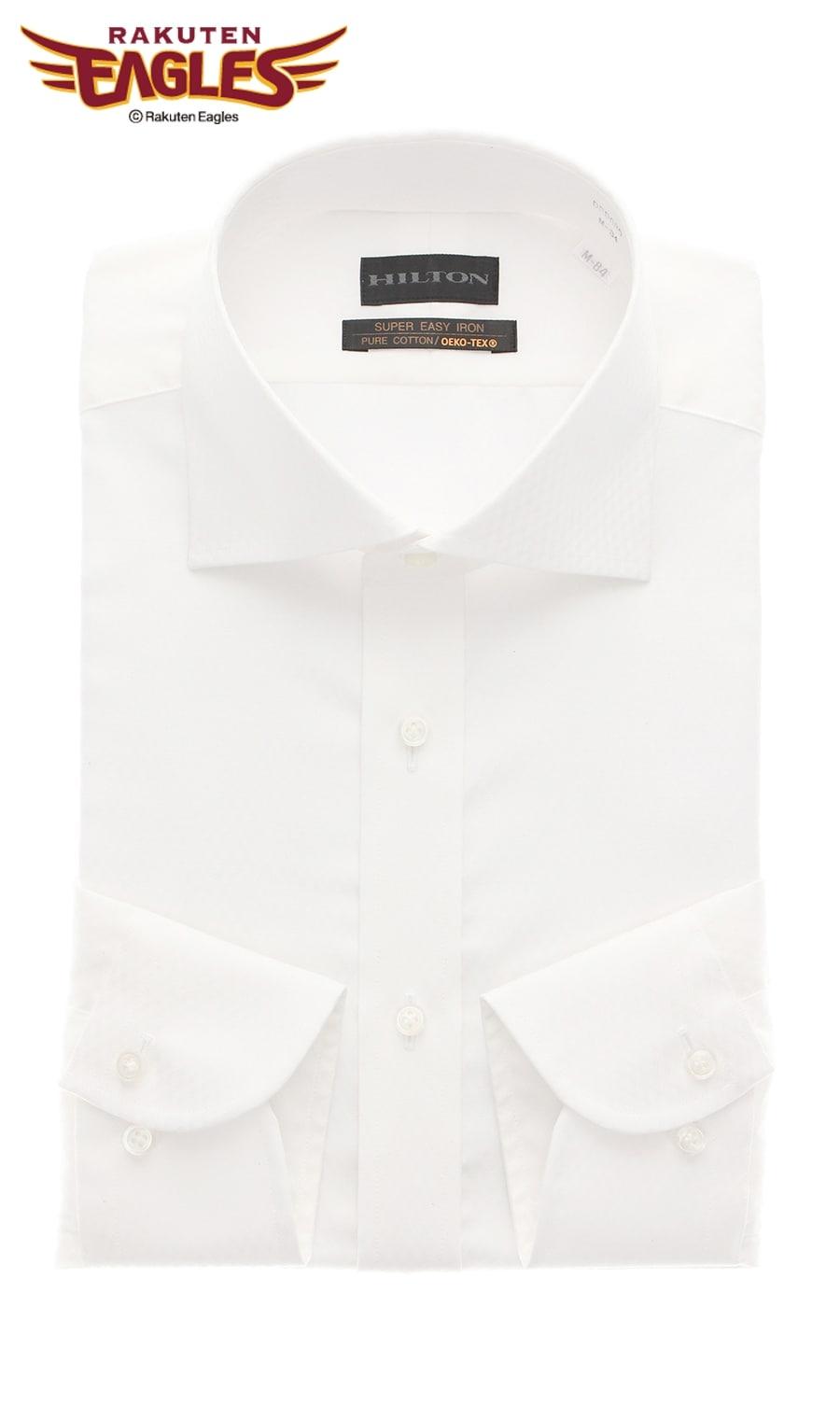 ワイドカラーワイシャツ東北楽天ゴールデンイーグルスレプリカモデルHILTON