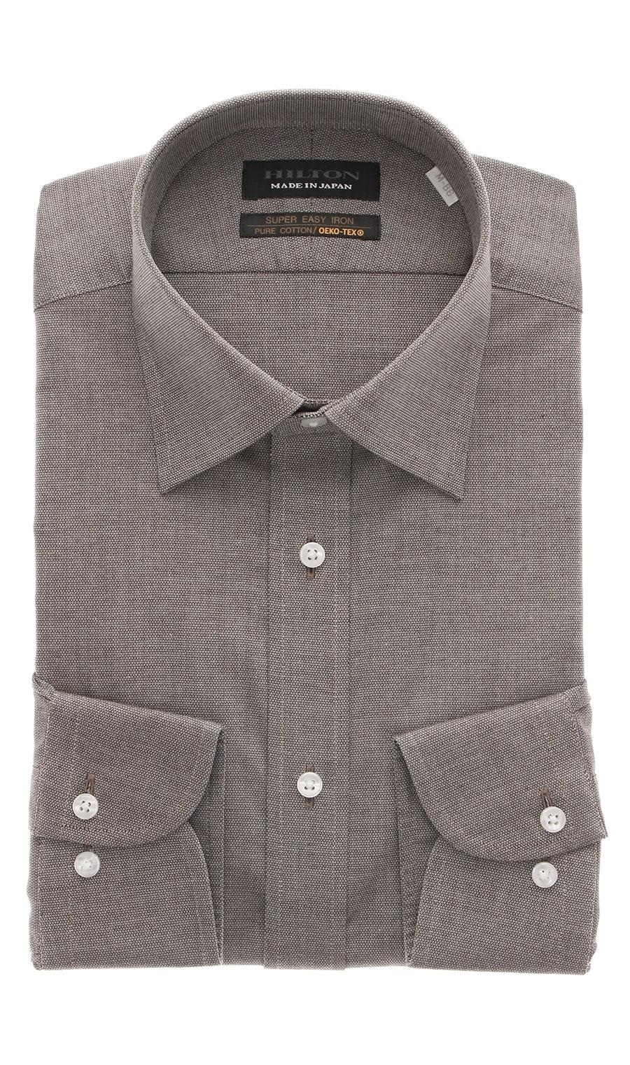 ワイドカラースタイリッシュワイシャツ HILTON