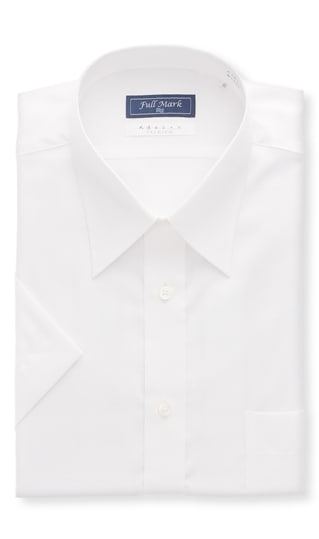 ac8ec78bdaed4  半袖  清涼(R)  レギュラーカラー スタンダードワイシャツ
